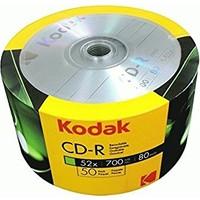 Kodak Boş Cd 50'Li Paket Cd-R 52X 700 Mb