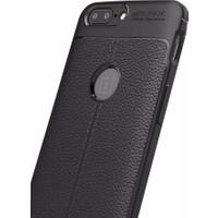 Case 4U OnePlus 5 Kılıf Darbeye Dayanıklı Niss Siyah