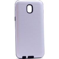 Case 4U Samsung Galaxy J730 You Koruyucu Sert Kılıf Gri