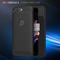 Case 4U OnePlus 5 Korumalı Arka Kapak Room Siyah
