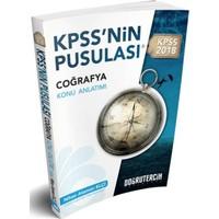 2018 Kpss Nin Pusulası Coğrafya Konu Anlatımı Doğru Tercih Yayınları