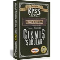 2018 Kpss Eğitim Bilimleri Tamamı Çözümlü Son 7 Yıl Çıkmış Sorular Yediiklim Yayınları