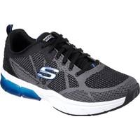 Skechers Quıllın Salıano Erkek Spor Ayakkabı 52639-BKBL