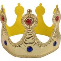 Elitetime Kral Tacı Kumaştan Altın P1-300 - Ar1615A