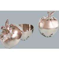 Elitetime Lokumluk Elma Orta Gümüş P25-300 - Ar4316G