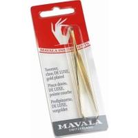 Mavala Tweezers Claw De Luxe Gold Plated