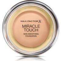 Max Factor Miracle Touch Kompakt Fondöten 045 Warm Almond