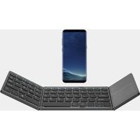 Samsung Inote X-katlanabilir Bluetooth Klavye+Touchpad - Dex Uyumlu - GP-U999FUIKAEK
