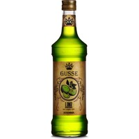 Gusse Misket Limonu (Lime Lemon) Aromalı Kokteyl Şurubu 70 cl