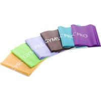 Gymstick Pro Egzersiz Bandı 2.5M - Ekstra Ağır - Yeşil (61096-5)