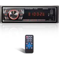 Hobimtek Oto Teyp Radyo 4x50W FM USB Aux MP3 LED Ekran
