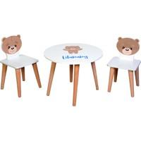 Lila Baby Çocuk Oyun Resim Masası 60 x 60 cm