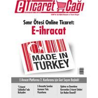 E-Ticaret Çağı Dergisi Yıllık Abonelik - Kurumsal 5 Adet (12 Sayı)