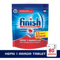 Finish Hepsi BirArada 80 'lİ Tablet