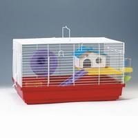 Qh Pet Cage Hamster Kafesi 47X30X27 (6)
