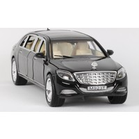 Can Ali Toys Die - Cast Model Araba Mercedes Maybach M923T - 6