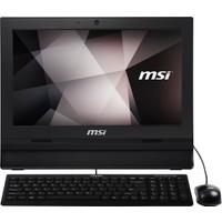 "MSI PRO 16T 7M-002XEU Intel Celeron 3865U 4GB 500GB Freedos 15.6"" All In One Bilgisayar"