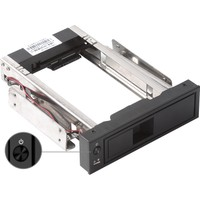 Orico 1106SS 5.25 to 3.5 inch SATA Hard Drive Rack
