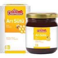 Arı Damlası Arı Sütü Bal Polen (Bebe Doz)