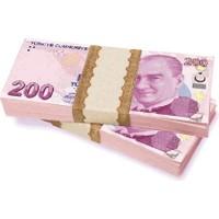 Wildlebend Şaka Lira - 100 Adet 200 TL
