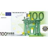 Wildlebend Şaka Euro - 100 Adet 100 Euro