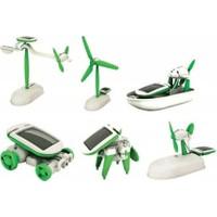 Wildlebend 6in1 Solar Robot Mucit Kiti