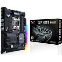 ASUS TUF X299 MARK 2 Intel X299 Soket 2066 DDR4 4133Mhz (O.C) USB 3.1 Anakart