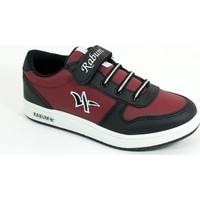 Rabum Erkek Çocuk Günlük Spor Ayakkabı-Bordo-113418-01