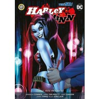 Harley Quinn Cilt 2-Güç Kesintisi - Amanda Conner