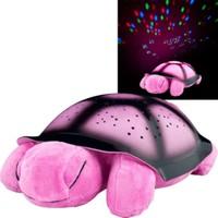 Kartoy Renk Değiştiren Müzikli Kaplumbağa Pembe 8911