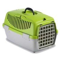 Stefanplast Gulliver 1 Kedi Ve Köpek Taşıma Çantası Yeşil/Gri