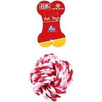 Flip 8 Cm Çapında Düğüm Top Diş İpi
