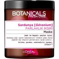 Botanicals Fresh Care Sardunya Parlaklık Iksirı Maske 200 ml