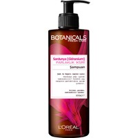 Botanicals Fresh Care Sardunya Parlaklık İksiri Şampuan 400 ml