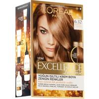 Loreal Paris Excellence Intense 6.32 Karamel Kahve Saç Boyası