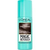 L'oréal Paris Magic Retouch Beyazlar İçin Anında Kapatıcı Sprey - KOYU KAHVERENGİ