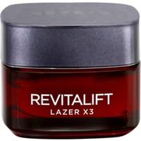 L'Oréal Paris Revitalift Lazer X3 Kırışık Karşıtı Gündüz Bakım Kremi
