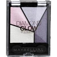 Maybelline New York Diamond Glow Quad Göz Farı - 01 Purple Drama