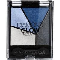Maybelline New York Diamond Glow Quad Göz Farı - 03 Blue Drama