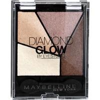 Maybelline New York Diamond Glow Quad Göz Farı - 06 Coffee Drama