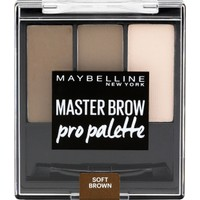 Maybelline New York Master Brow Pro Palette - 03 Soft Brown