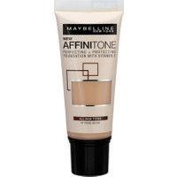 Maybelline New York Affinitone Fondöten 17 Rose Beige