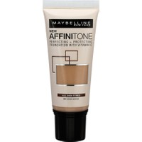 Maybelline New York Affinitone Fondöten 20 Golden Rose
