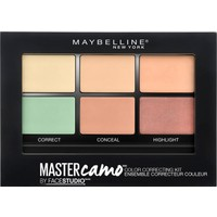 Maybelline New York Master Camo Palette Renk Eşitleyici Kit - Light