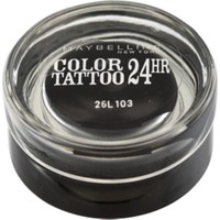 Maybelline New York Color Tattoo 24H Göz Farı 60 Timeless Black