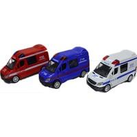 Vardem Oyuncak Tın - 588A - 0766 Ambulans Polis Jandarma