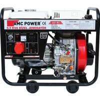 Amc Power 6,5 Kva Dizel Jeneratör 220 Volt