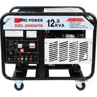 Amc Power 12,5 Kva Dizel Jeneratör 380 Volt