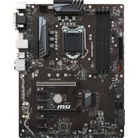 MSI Z370-A PRO 4000MHz(OC) DDR4 Soket 1151 ATX Anakart