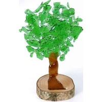 Cam Stüdyo Doğa'nın Rengi – Tek Dallı Ağaç Mumluk